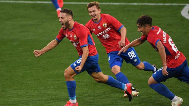 ЦСКА одержал первую победу в РПЛ за семь месяцев
