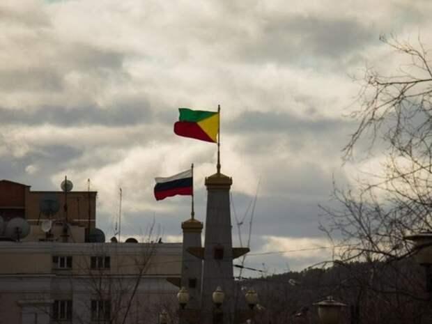 Жителей Забайкалья предупредили об усилении ветра с 20 по 22 апреля