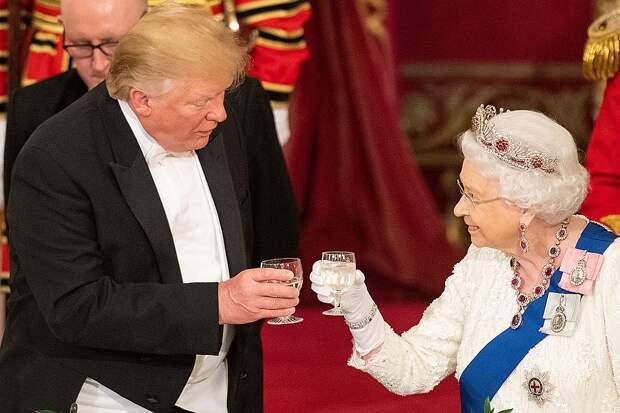 Дональд Трамп опозорился в Великобритании: хохочет вся страна