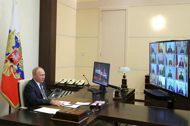 Putin-Regions