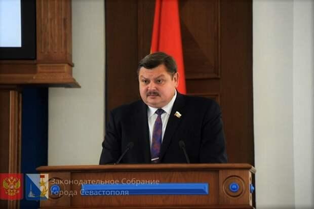Пархоменко заявил о нарушении при избрании Колбина сенатором