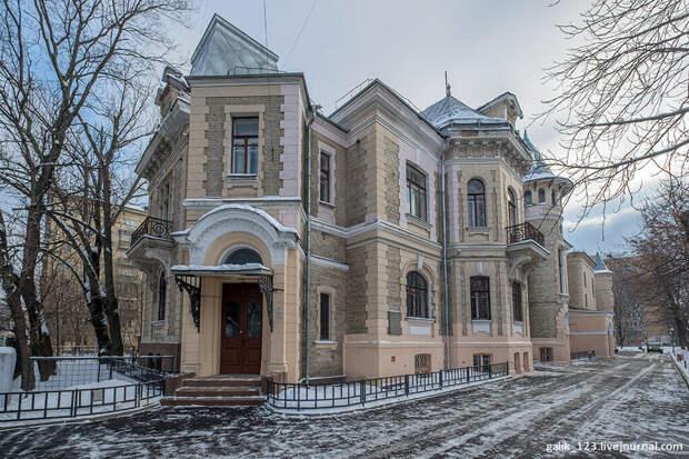 Дом чаеторговца Высоцкого
