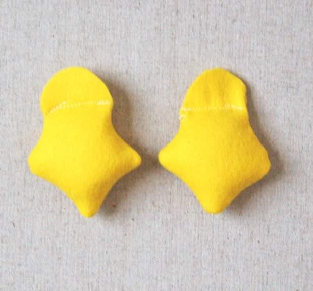 Шитые пингвинята (diY)