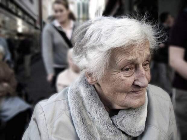 Размер пенсии восьмидесятилетних пенсионеров увеличится