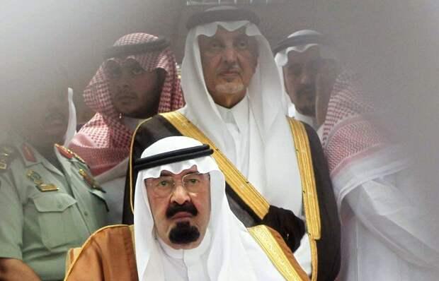 Саудовская элита: внутри династии