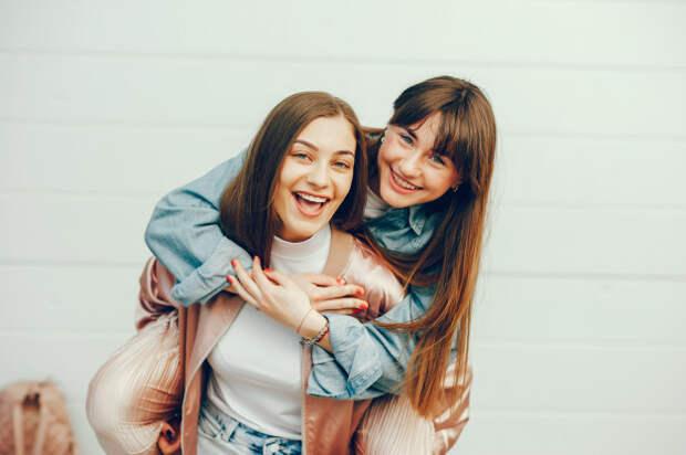 Подборка милых и красивых девушек из нашей жизни