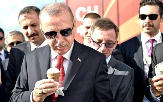 FT: Путину первым удалось вскрыть уязвимость Эрдогана
