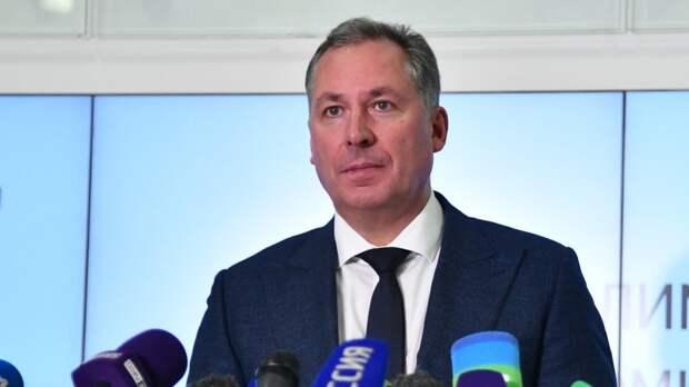 Глава ОКР рассказал, будут ли вакцинированы российские спортсмены перед поездкой на ОИ