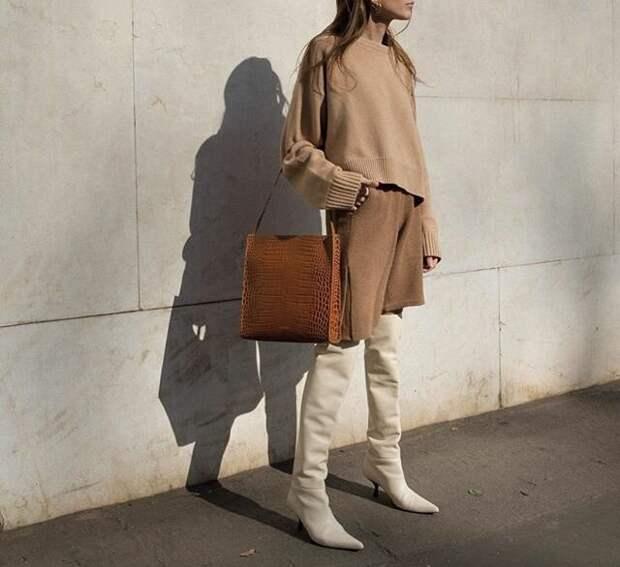 Модные образы в стиле минимализм: просто и со вкусом