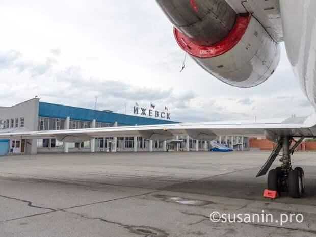 Замминистра транспорта России: «воздушной блокады Ижевска не будет»