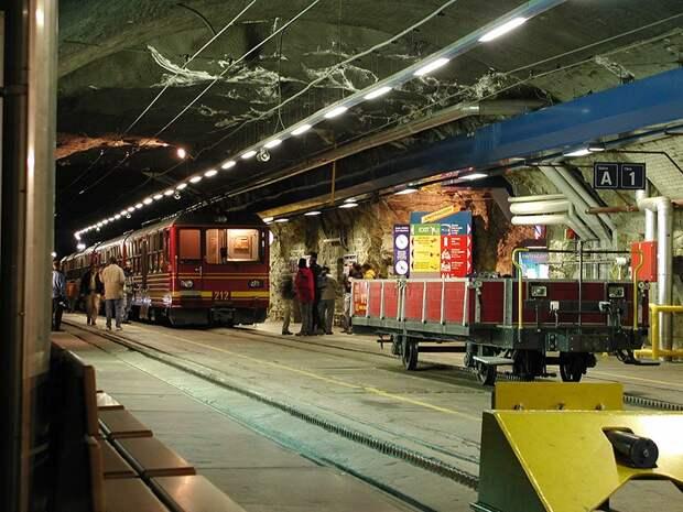 Chbahns23 Топ 5 самых необычных железных дорог Швейцарии