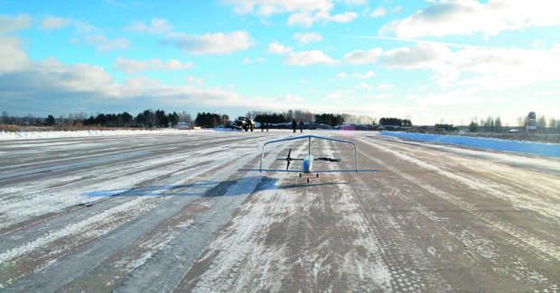 Летающий «Фрегат»: грузовой дрон для российской армии