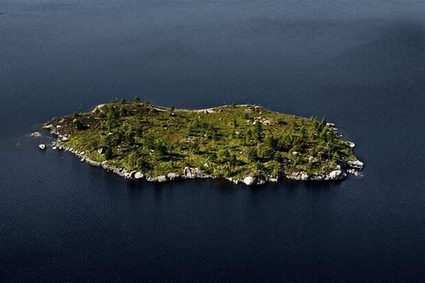 Скандинавские пейзажи: 53 фото