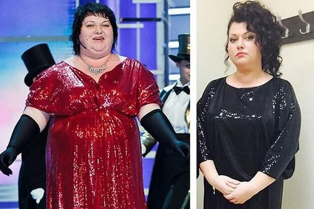Невыдуманная история похудения ольги картунковой