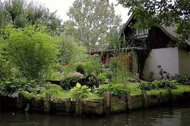Giethoorn16 Гитхорн: деревня, где нет дорог