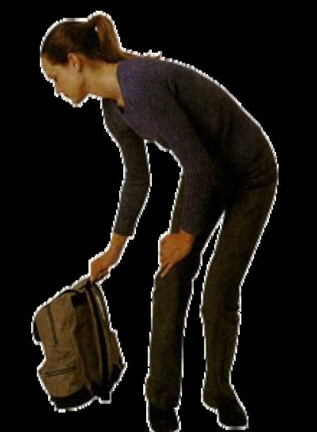 Острая боль в спине - что делать?