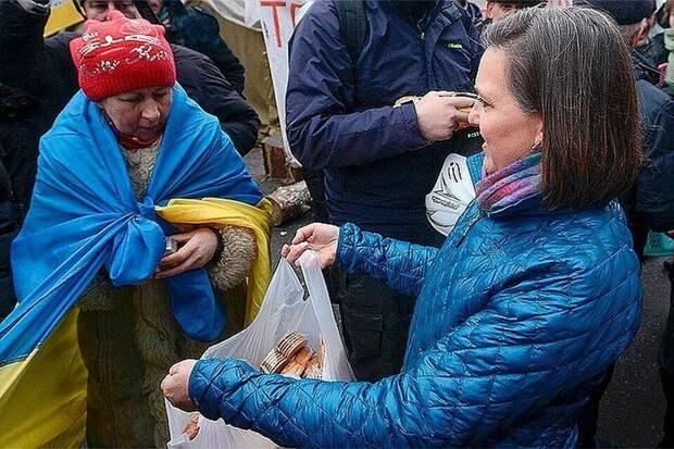 Виктория Нуланд снова поможет Украине