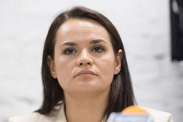 Тихановская ответила на обвинение в причастности США к белорусским протестам