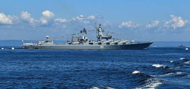 Российский флот готовится атаковать Перл-Харбор