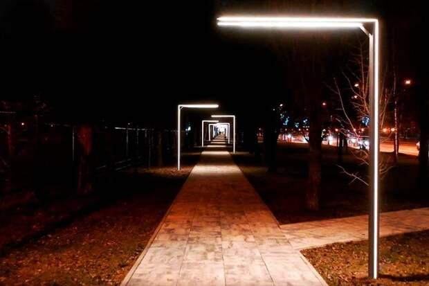 Новый подход к уличному освещению: экологичность, комфорт и эстетика