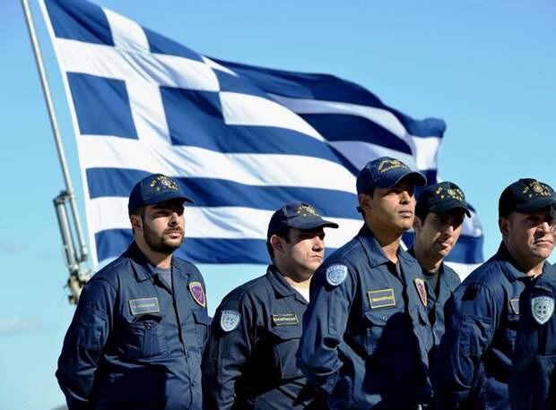 В пику Турции? Зачем Греции новое военное соглашение с США
