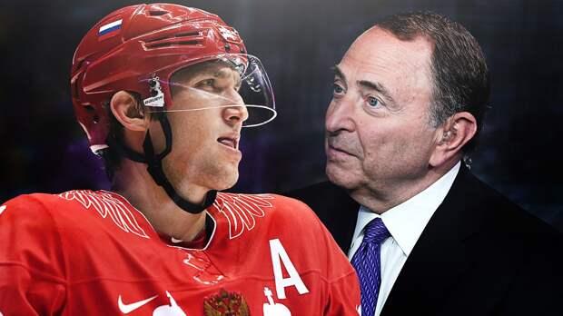 Беттмэна обвинили внечестной игре. Босс НХЛ использует Олимпиаду, чтобы сломать профсоюз?
