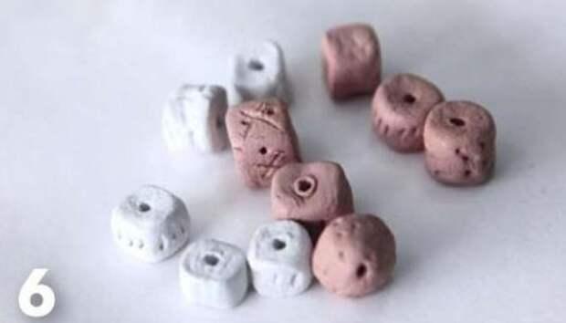 Браслеты из полимерной глины