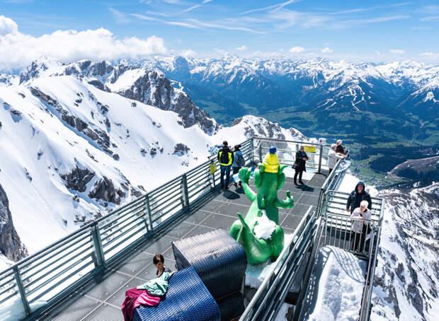 Почему надо ехать на горнолыжные курорты Австрии в январе