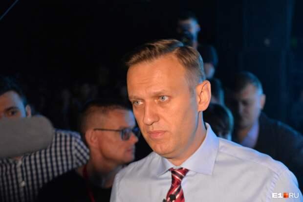 Следственный комитет обвинил Навального в похищении 356 миллионов рублей