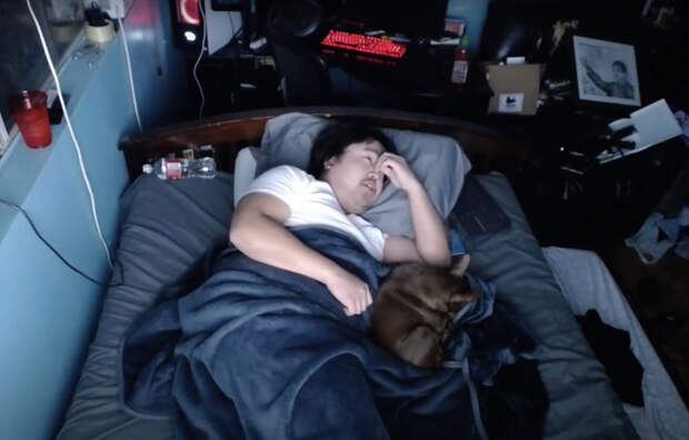 Стример заработал больше миллиона на плохом сне
