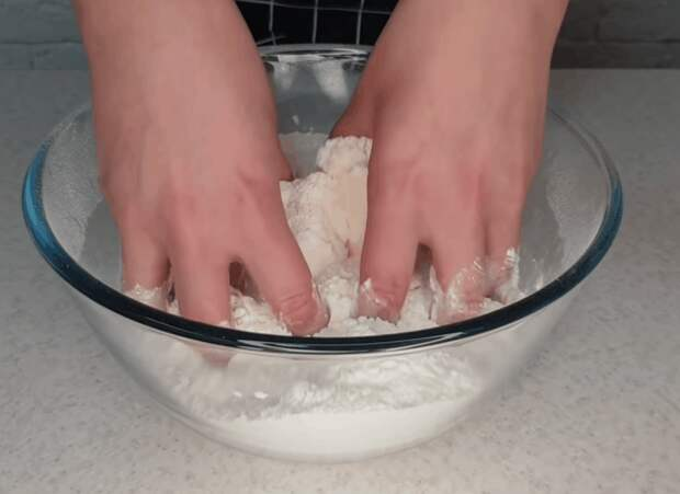 Аппетитное песочное печенье: просто скручиваем и нарезаем