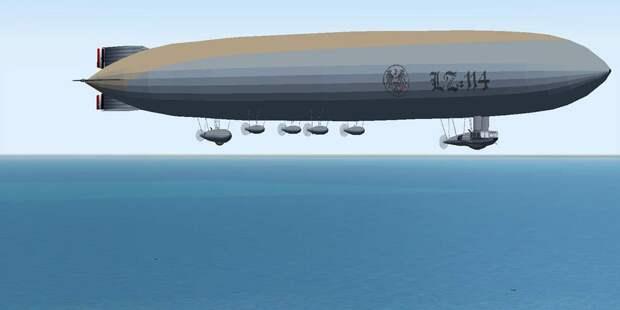 «Америко-бомберы» Второго рейха: немецкие гиганты Первой мировой