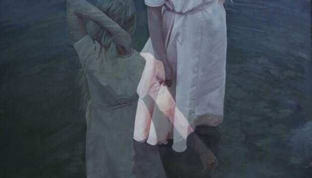 Двойная экспозиция на полотнах Пакайлы РейБин