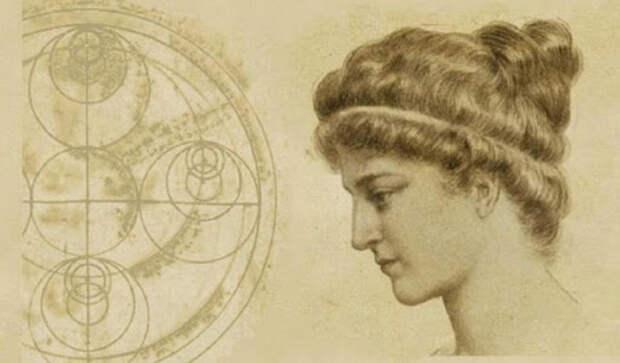 Гипатия Александрийская - женщина, которая сохранила право думать.