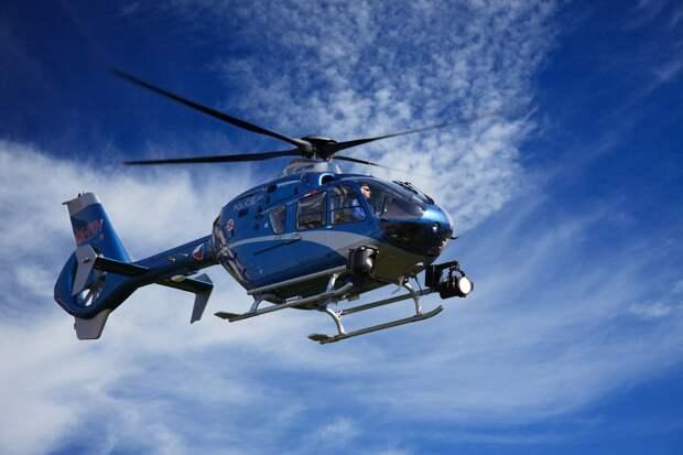 Вертолет может разбудить ижевчан на этой неделе