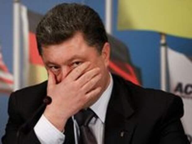 The Independent отправил Порошенко обратно к шоколаду