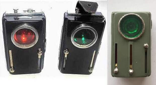 Сколько разновидностей фонариков СССР Вы помните?