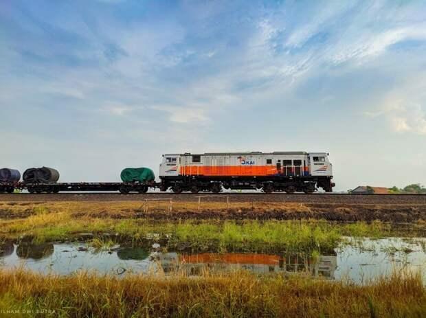 Железные дороги и поезда разных стран