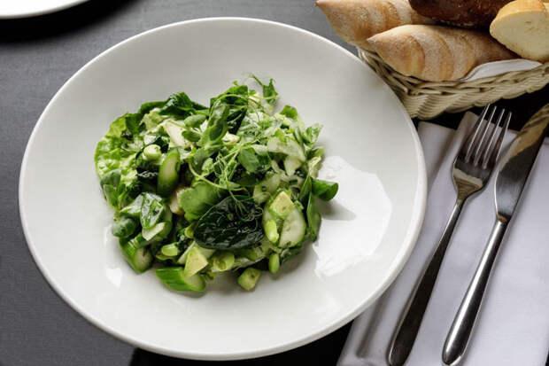Самый зеленый салат на любом столе