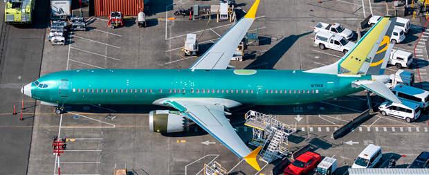Китайские авиакомпании подают в суд на Boeing