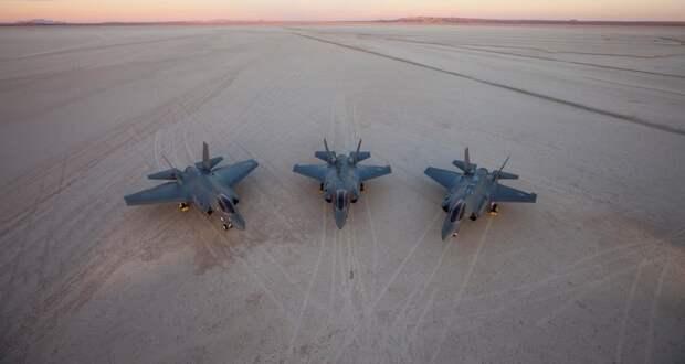 Серийный выпуск F-35 отложили из-за проблем с испытаниями
