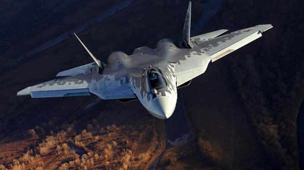 В США разъяснили смысл слов Шойгу об истребителе Су-57