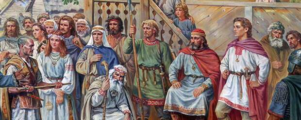 13 интересных фактов о древних славянах