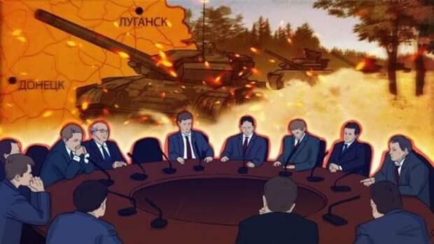 Грызлов: Решение Рады Украины о выборах противоречит «Минску-2»