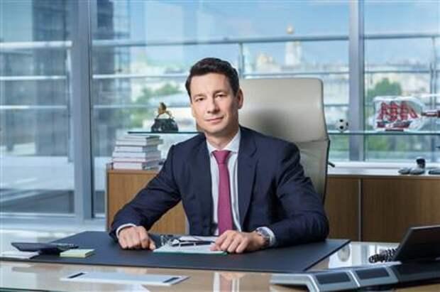 Президент Siemens в России Александр Либеров