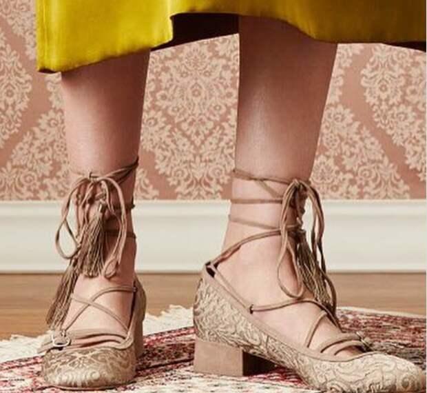 Пугачёва троллит обувью
