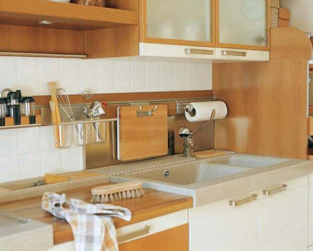 Обустраиваем дачную кухню: идеи, примеры и советы, фото № 18