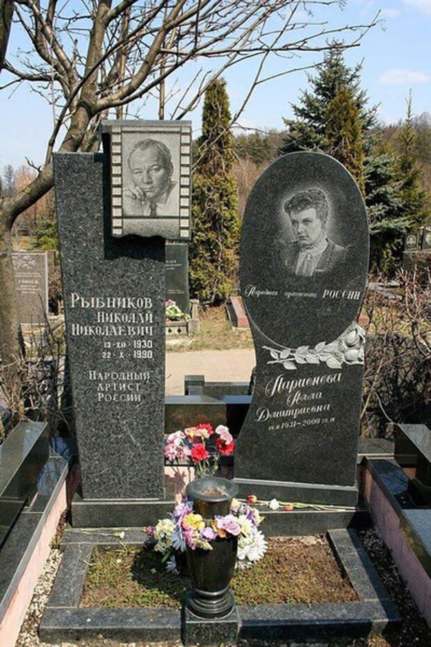 Правда об «идеальном» браке Николая Рыбникова
