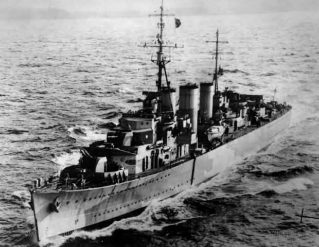 Боевые корабли. Крейсера. Вредоносные шершни Адмиралтейства