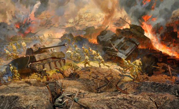 5 июля 1943 года началась битва на Курской дуге, ставшая переломным моментом в ходе...